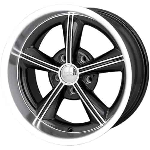 Detroit Wheels 625-7761B - Ion Bargain Wheels