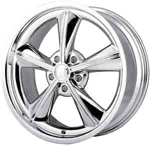 Detroit Wheels 625-7861C - Ion 625 Series Chrome Wheels