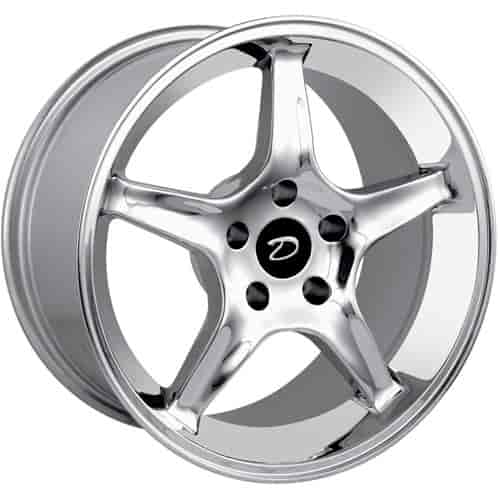 Detroit Wheels 830-6834C - Ion Bargain Wheels
