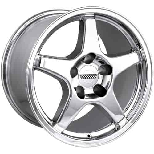 Detroit Wheels 840-7961C - Detroit Wheels ZR1 Wheels