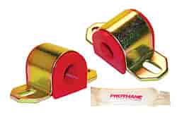 Prothane 19-1122 - Prothane Universal Sway Bar Bushing Mount Sets