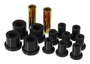 Prothane 4-1017-BL - Prothane Spring & Shackle Bushings