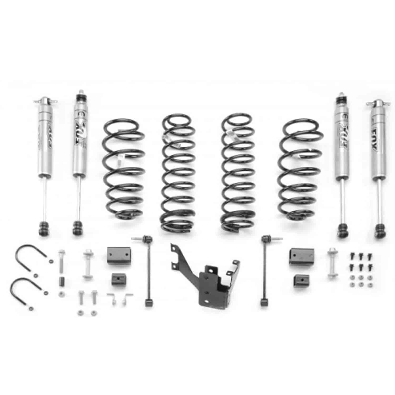 mopar performance 77070088ac  mopar 2 u0026quot  lift kit for jeep