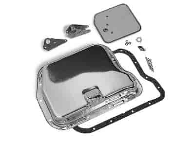Mopar Performance P4120161AB - Mopar Performance Deep Transmission Pans and Kits