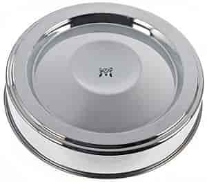 Mopar Performance P4529002 - Mopar Performance Chrome Air Cleaners