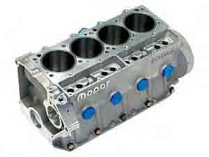 Mopar Performance P5153612 - Mopar Performance A4 Aluminum Engine Blocks & Components