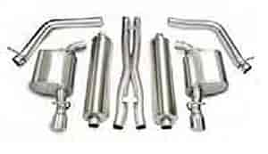 Mopar Performance P5155716 - Mopar Performance Cat-Back Exhaust Systems