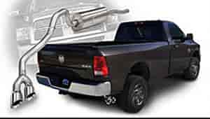 Mopar Performance P5155924 - Mopar Performance Cat-Back Exhaust Systems