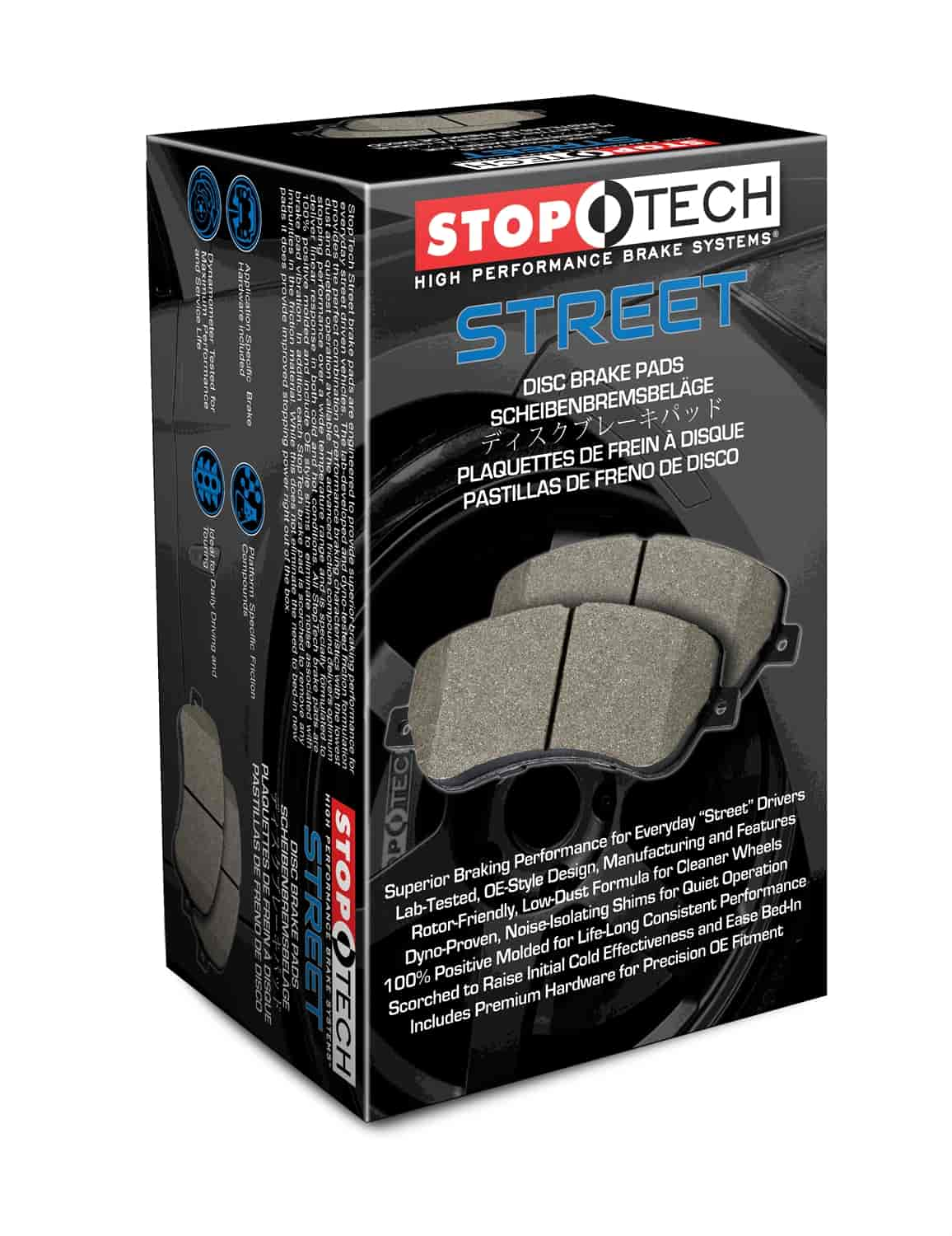 StopTech 308-16650
