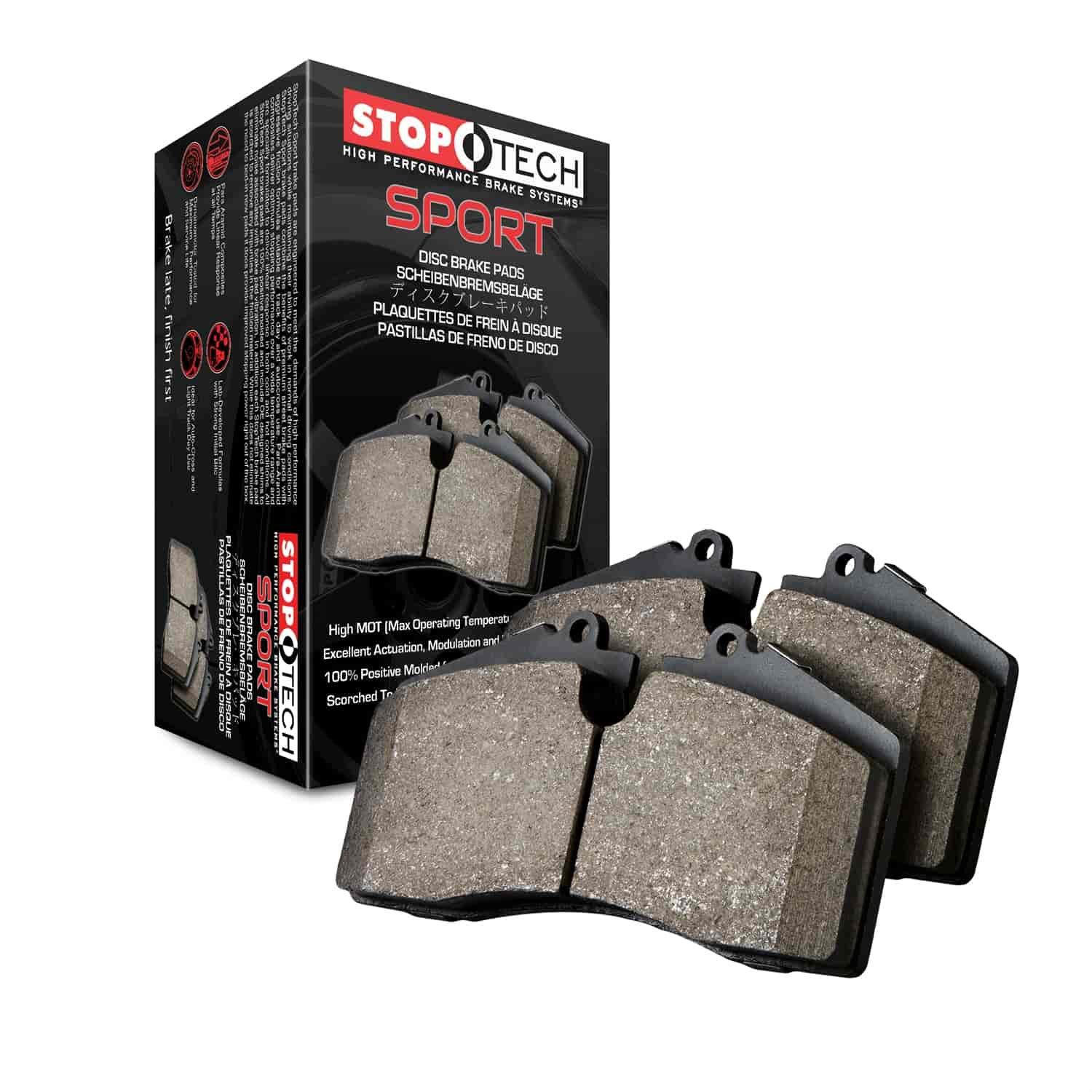 StopTech 309-14050