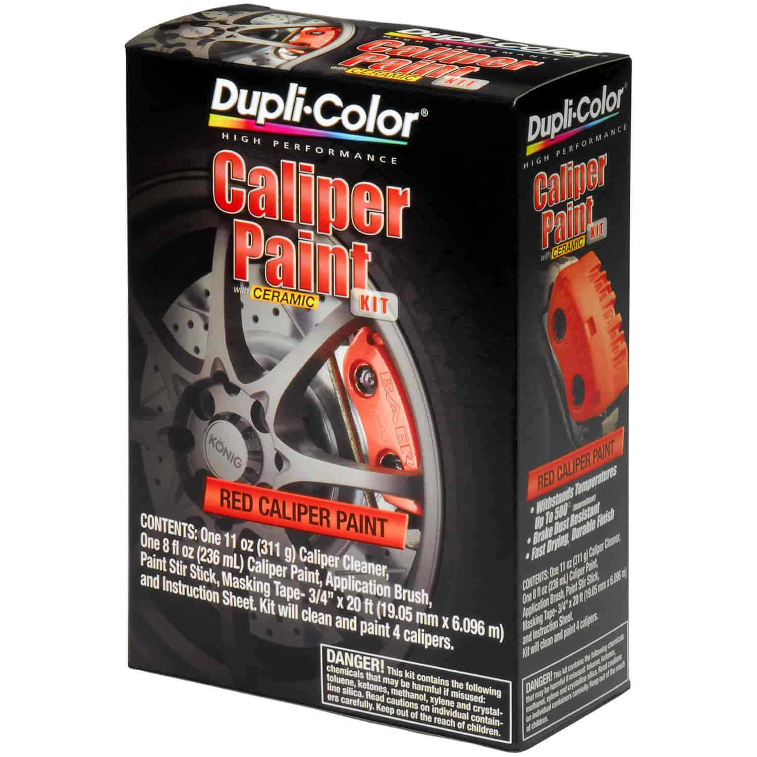 Duplicolor BCP400 - Duplicolor Brake Caliper Paint Kits