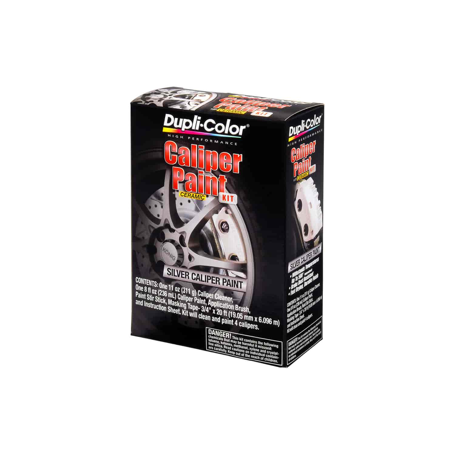 Duplicolor BCP403 - Duplicolor Brake Caliper Paint Kits