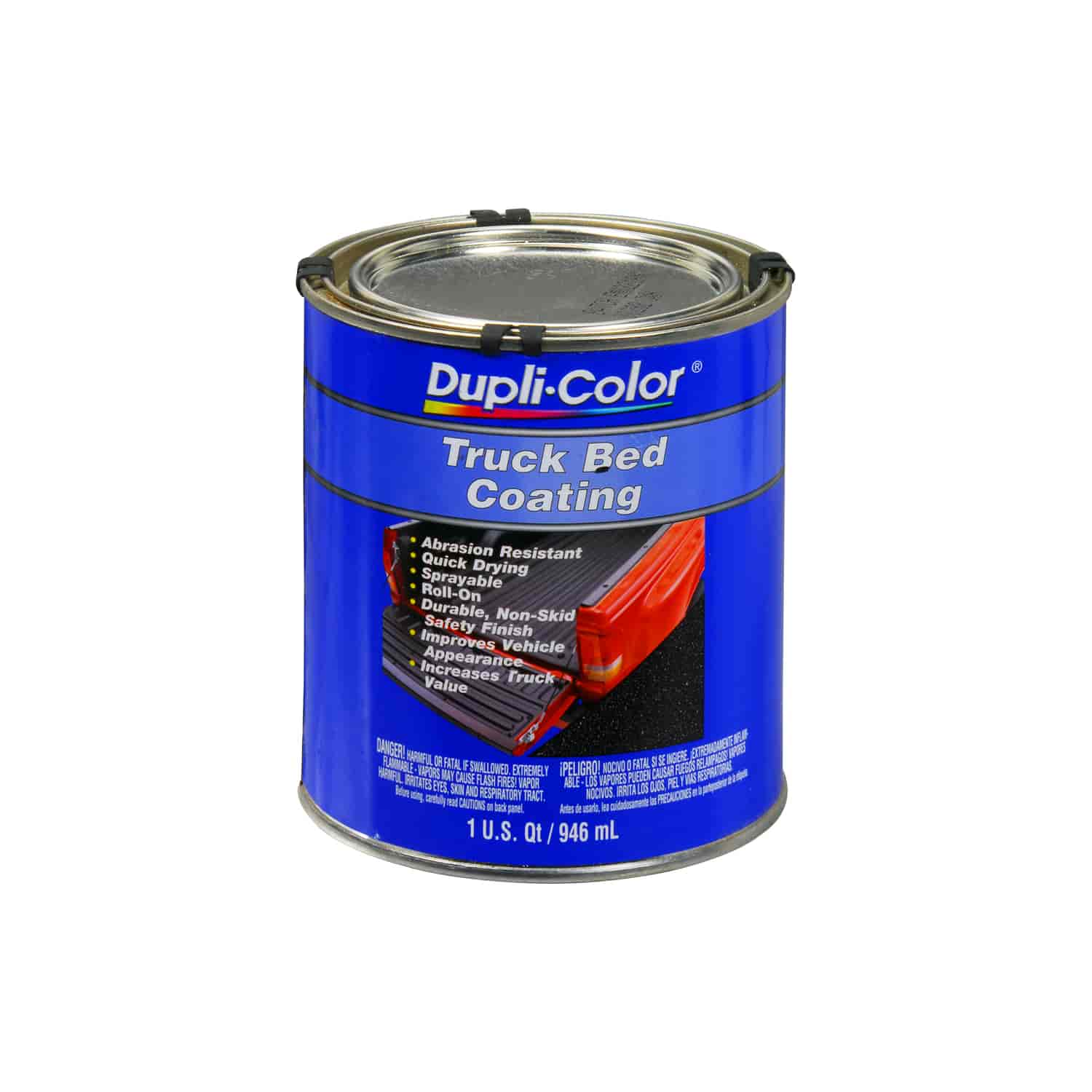 Duplicolor TRQ254 - Duplicolor Truck Bed Coatings