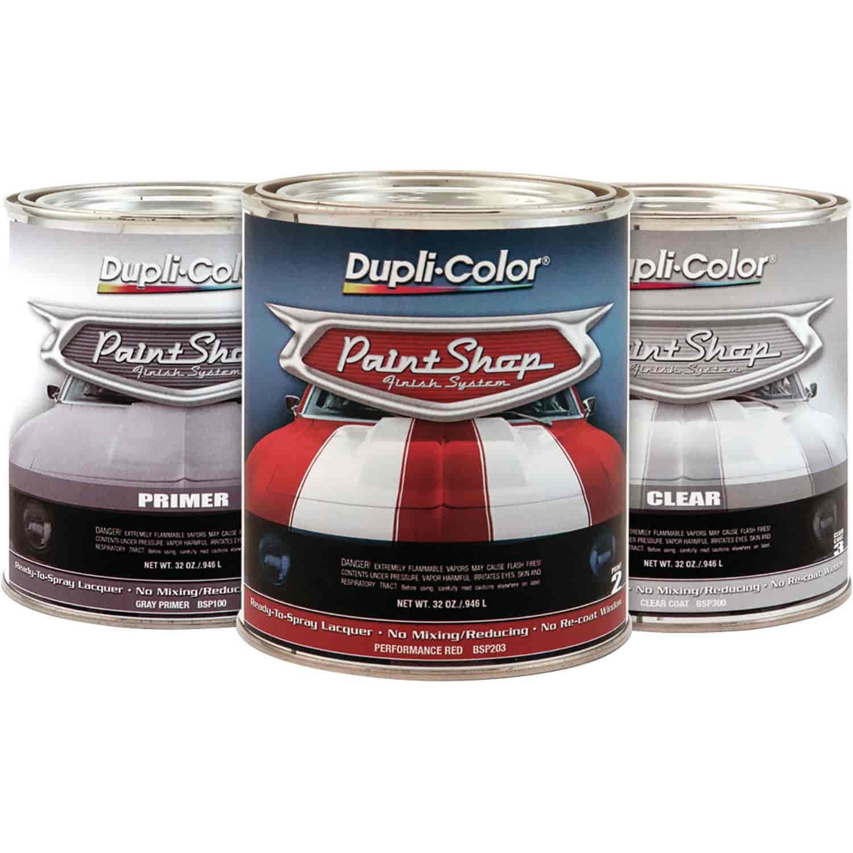 Duplicolor Paint Shop Paint Jegs
