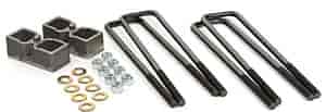 Daystar KC09124 - Daystar Rear Block Kits