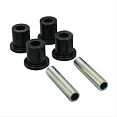 Daystar KF02025BK - Daystar Spring and Shackle Bushings