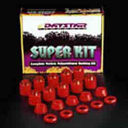 Daystar KF04013RE - Daystar Cab & Body Mount Bushing Kits