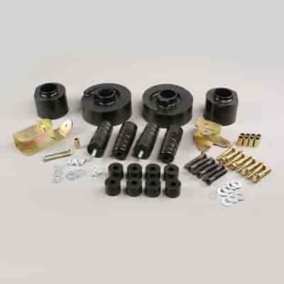 Daystar KJ09126BK - Daystar Comfort Ride Kits for Jeeps