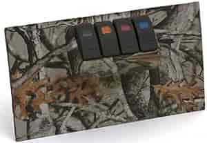 Daystar KJ71030CAMO - Daystar Jeep Switch Panel