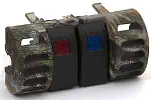 Daystar KJ71032CAMO - Daystar Jeep Switch Panel