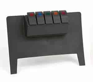 Daystar KJ71034BK - Daystar Jeep Switch Panel