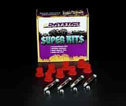 Daystar KK02003BK - Daystar Spring and Shackle Bushings