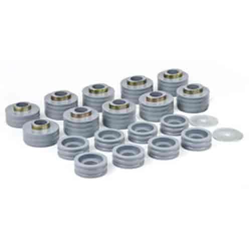 Daystar KF04050KV - Daystar Body Mount Bushing Kits