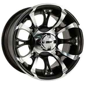 Douglas Wheel 989-05 - Douglas Wheel Golf Cart Wheels