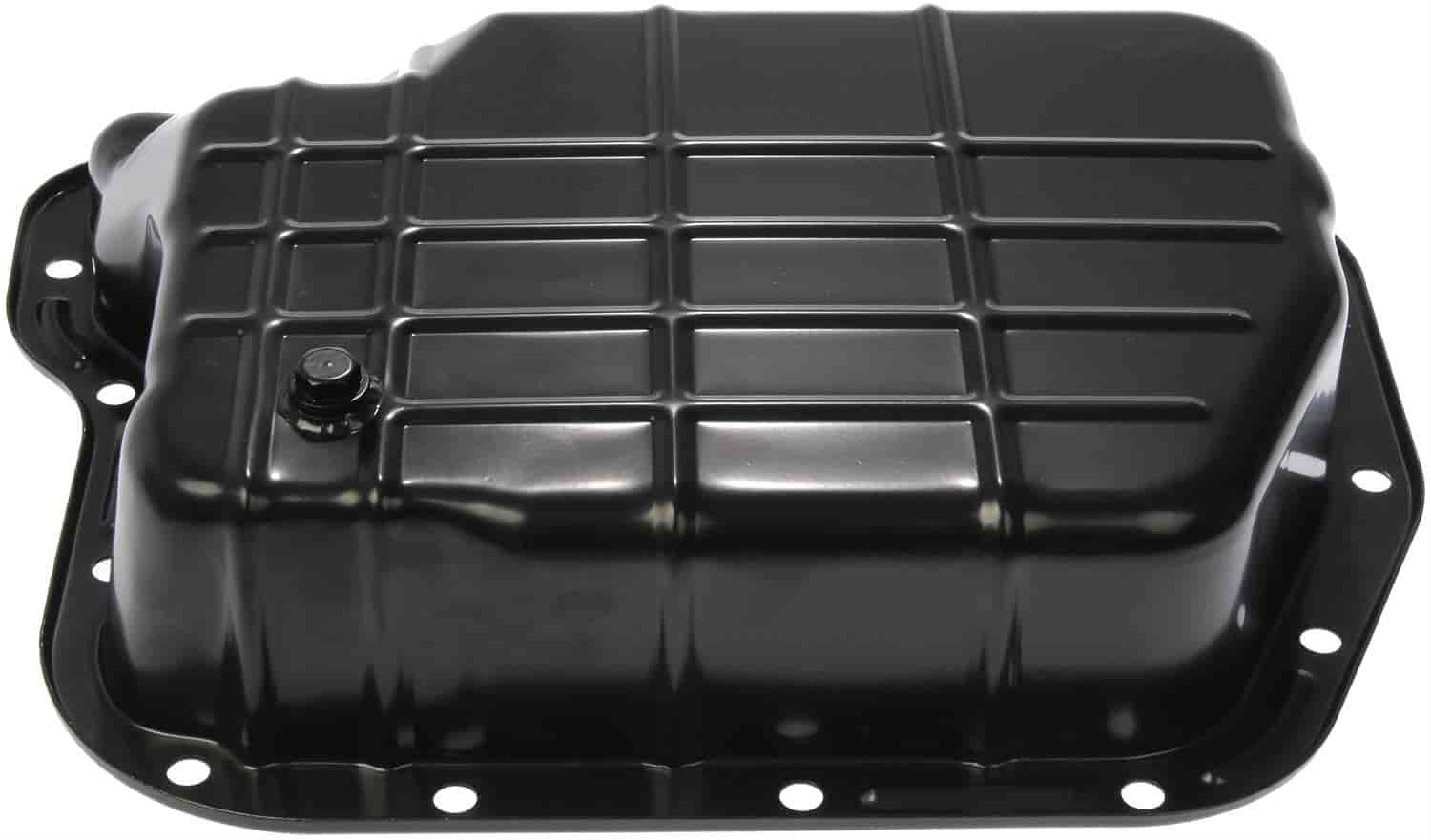 dorman products 265 827 stock replacement transmission pan 1996 2010 dodge ram 1500 2500 3500. Black Bedroom Furniture Sets. Home Design Ideas