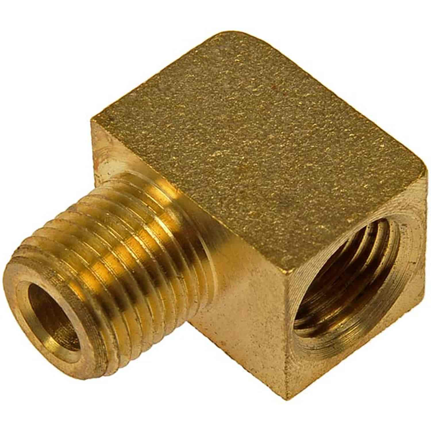 Dorman products ° brass elbow pipe fitting street