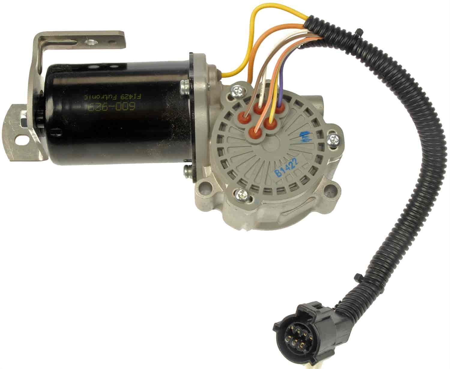 Dorman products 600 929 transfer case shift motor jegs for Transfer case motor replacement cost