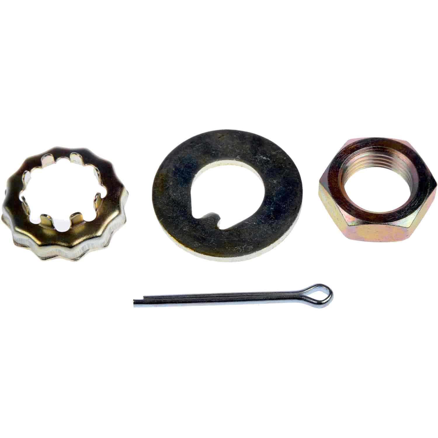 Dorman Products 615 171 1 Spindle Lock Nut Kit Jegs