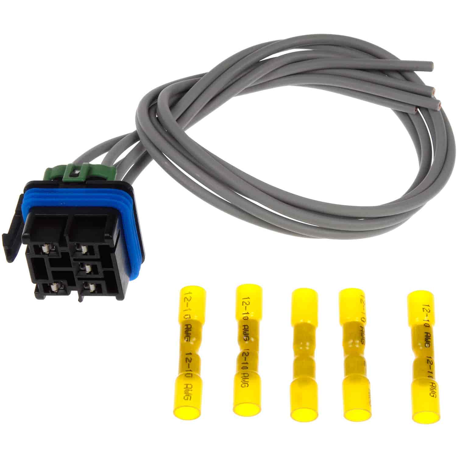 Dorman Products 645 568 Fuel Pump Relay Connector Jegs Wiring Connectors