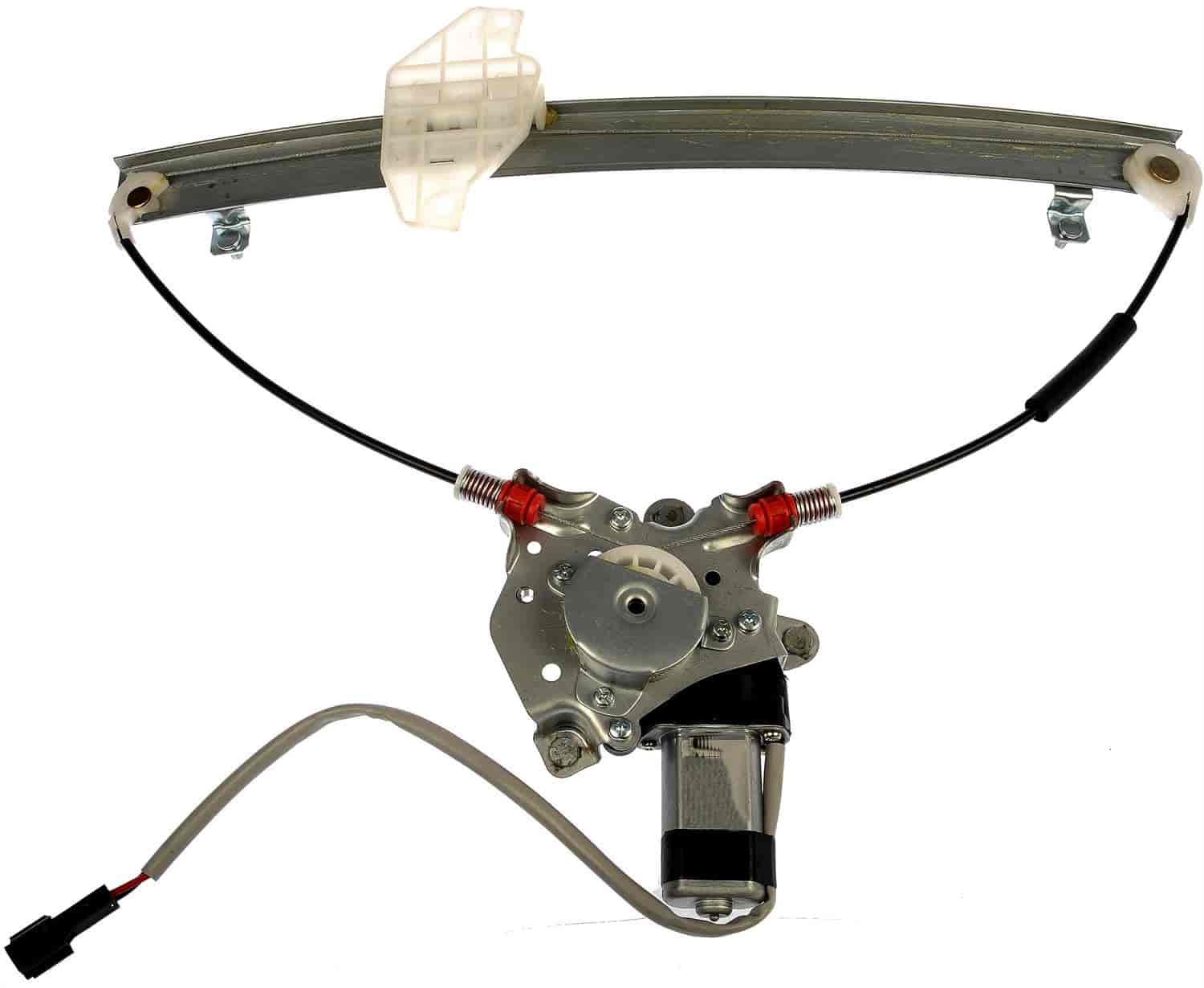 Dorman products 741 695 window motor regulator assembly for 2000 hyundai elantra window regulator