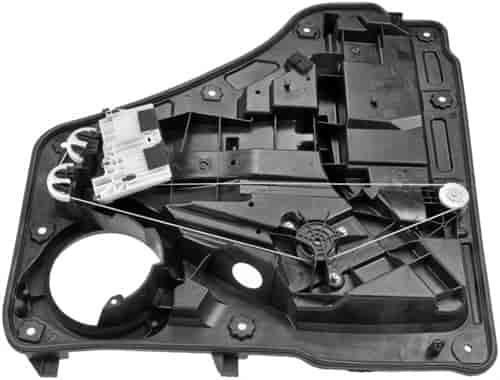 Dorman products 748 572 power window regulator and motor for 2002 jeep liberty window regulator repair kit