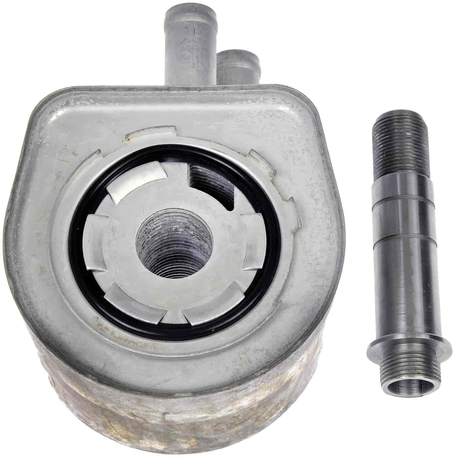 Dorman products 918 110 engine oil cooler jegs for Motor cooler on wheels