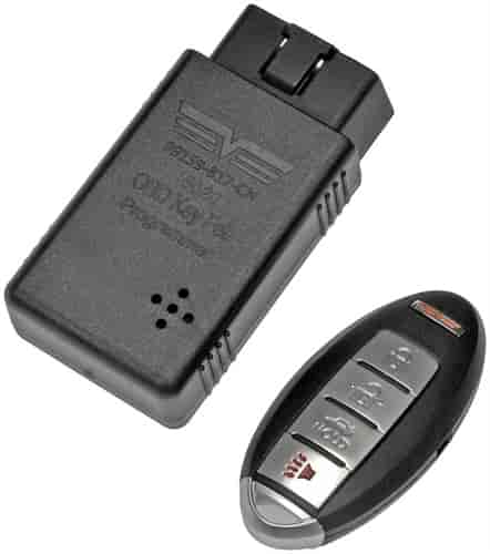 Dorman Products Keyless Entry Remote 2007-2013 Infiniti, 2007-2014 Nissan -  4-Button