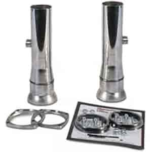 Dynatech 715-73930 - Dynatech SuperMAXX Stainless Steel Exhaust Systems