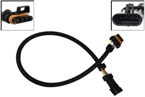 ict billet 551239  o2 sensor harness extension
