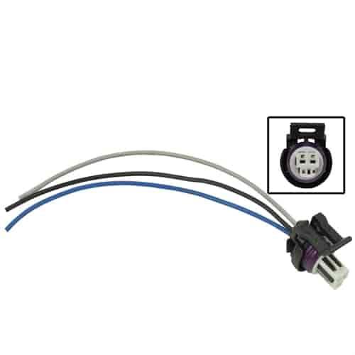 ict billet wptps30 throttle position sensor wire connector