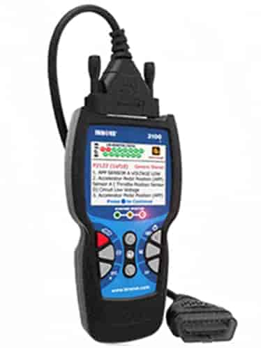 Innova 3100 Can Obd Ii Code Reader For 1996 Up Vehicles