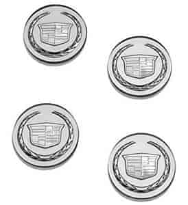 GM Accessories 12499423 - GM Accessories Wheels & Accessories