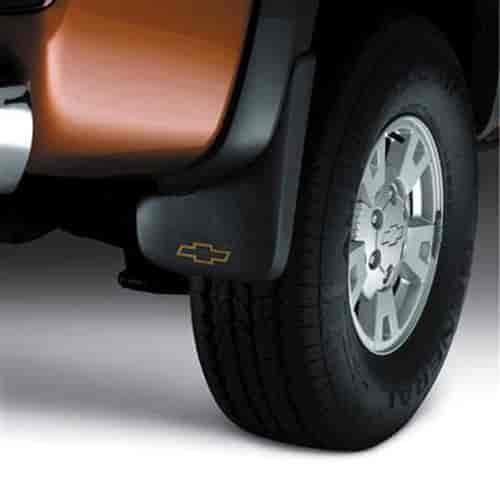 Gm Accessories 12499690 Splash Guards 2004 12 Chevrolet