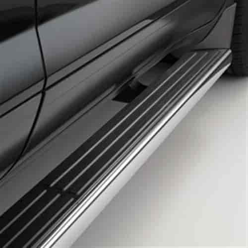 """GM Accessories 12499965: Tubular Assist Steps - 6"""" Oval 2007-13 Buick Enclave/GMC Acadia 