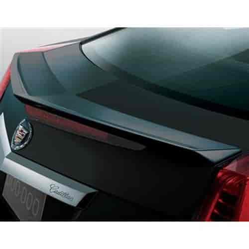 Cadillac Accessories Catalog: GM Accessories 19202150: Spoiler Kit 2011-14 Cadillac CTS Coupe