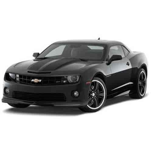 GM Accessories Ground Effects Package 2010-13 Chevy Camaro SS (Without  Performance Exhaust)