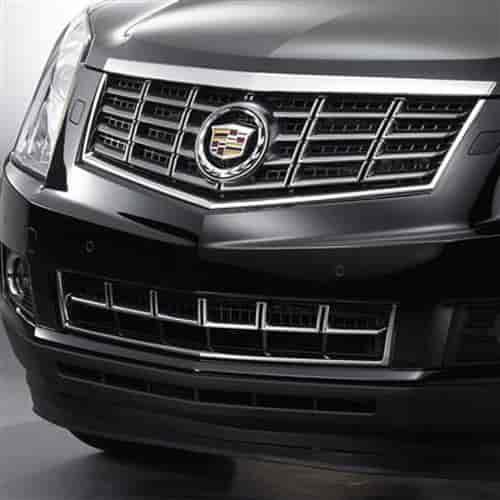 Cadillac 2013 Srx: GM Accessories 22798588: Upper Grille 2013-14 Cadillac SRX
