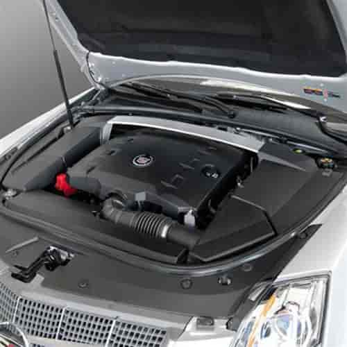 Cadillac Accessories Catalog: GM Accessories 22836115: Underhood Shield Package 2011-14 Cadillac CTS Coupe