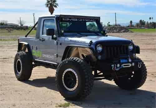 Dv8 Offroad Ht07tc42 Truck Conversion Kit For 2007 2018 Jeep