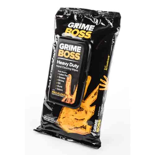 Grime Boss A541S30X - Grime Boss Hand Wipes